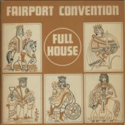Click here for more info about 'Fairport Convention - Full House - 3rd'