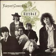 Click here for more info about 'Fairport Convention - Heyday - EX'