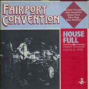 Click here for more info about 'Fairport Convention - House Full - EX'