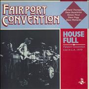 Click here for more info about 'Fairport Convention - House Full'
