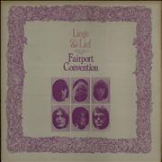 Click here for more info about 'Fairport Convention - Liege & Lief - 1st - EX'