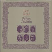 Click here for more info about 'Fairport Convention - Liege & Lief - 2nd'