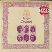 Click here for more info about 'Fairport Convention - Liege & Lief - 4th'