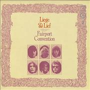 Click here for more info about 'Fairport Convention - Liege & Lief - Island Life'