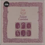 Click here for more info about 'Fairport Convention - Liege & Lief - Pink Vinyl - Sealed'