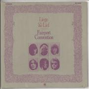 Click here for more info about 'Fairport Convention - Liege & Lief - Sealed'