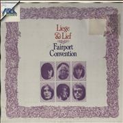 Click here for more info about 'Fairport Convention - Liege & Lief'