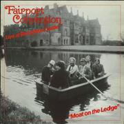 Click here for more info about 'Fairport Convention - Live At Broughton Castle - Moat On The Ledge'