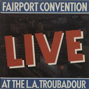 Click here for more info about 'Fairport Convention - Live At The L.A. Troubadour'