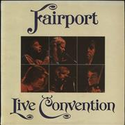 Click here for more info about 'Fairport Convention - Live Convention + inner'
