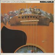 Click here for more info about 'Fairport Convention - Red & Gold'