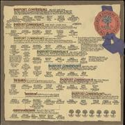 Click here for more info about 'Fairport Convention - The History Of - 1st - Dark Blue - EX'