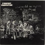Click here for more info about 'Fairport Convention - What We Did On Our Holidays - 4th'