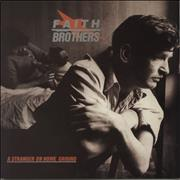 Click here for more info about 'Faith Brothers - A Stranger On Home Ground'
