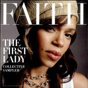 Click here for more info about 'Faith Evans - The First Lady - Collective Sampler'