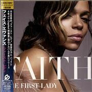 Click here for more info about 'Faith Evans - The First Lady'