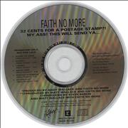 Click here for more info about 'Faith No More - 32 Cents For A Postage Stamp!'