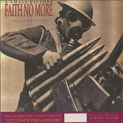 Click here for more info about 'Faith No More - A Small Victory - Picture'