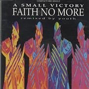 Click here for more info about 'Faith No More - A Small Victory - Remixed By Youth'