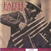 Click here for more info about 'Faith No More - A Small Victory - Yellow Vinyl'