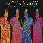 Click here for more info about 'Faith No More - A Small Victory'
