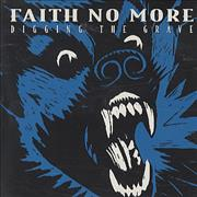 Click here for more info about 'Faith No More - Digging The Grave'