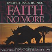Click here for more info about 'Faith No More - Everything's Ruined - Part 2'