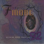 Click here for more info about 'Various-Rock & Metal - Faith And More - Reprise Rock Preview 92'