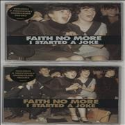 Click here for more info about 'Faith No More - I Started A Joke'