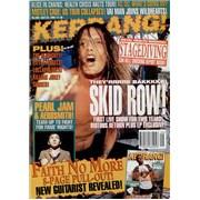 Click here for more info about 'Kerrang! Magazine - Kerrang! Magazine - Jul 94'