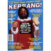 Click here for more info about 'Kerrang! Magazine - Kerrang! Magazine - Dec 92'