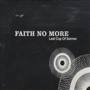 Click here for more info about 'Faith No More - Last Cup Of Sorrow'