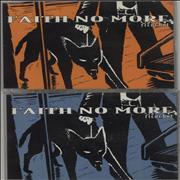 Click here for more info about 'Faith No More - Ricochet'
