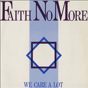 Click here for more info about 'Faith No More - We Care A Lot'