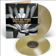 Click here for more info about ' - Who Cares A Lot? The Greatest Hits - Gold Vinyl - Sealed'