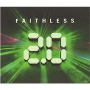Faithless Faithless 2.0 UK 2-CD album set