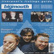 Click here for more info about 'Faithless - Bigmouth - April 1999'