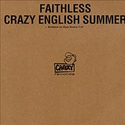 Click here for more info about 'Faithless - Crazy English Summer - Brothers On High Remix'