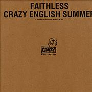 Click here for more info about 'Faithless - Crazy English Summer'