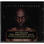 Faithless Forever Faithless UK CD album