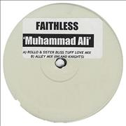 Click here for more info about 'Faithless - Muhammad Ali - white label'