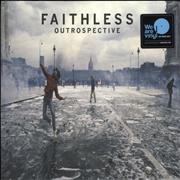 Click here for more info about 'Faithless - Outrospective - 180gm Vinyl - Sealed'