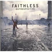 Faithless Outrospective UK 2-LP vinyl set