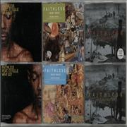 Click here for more info about 'Faithless - Quantity of Twelve CD Singles'