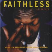 Click here for more info about 'Faithless - Reverence'