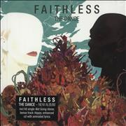 Click here for more info about 'Faithless - The Dance - Hardback - Sealed'