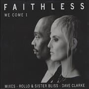 Click here for more info about 'Faithless - We Come 1'