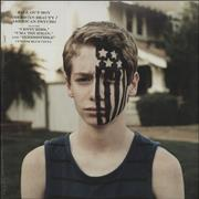 Click here for more info about 'Fall Out Boy - American Beauty / American Psycho - Ice Blue Vinyl + Sealed'