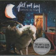 Click here for more info about 'Fall Out Boy - Infinity On High'