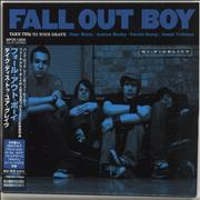 Click here for more info about 'Fall Out Boy - Take This To Your Grave'